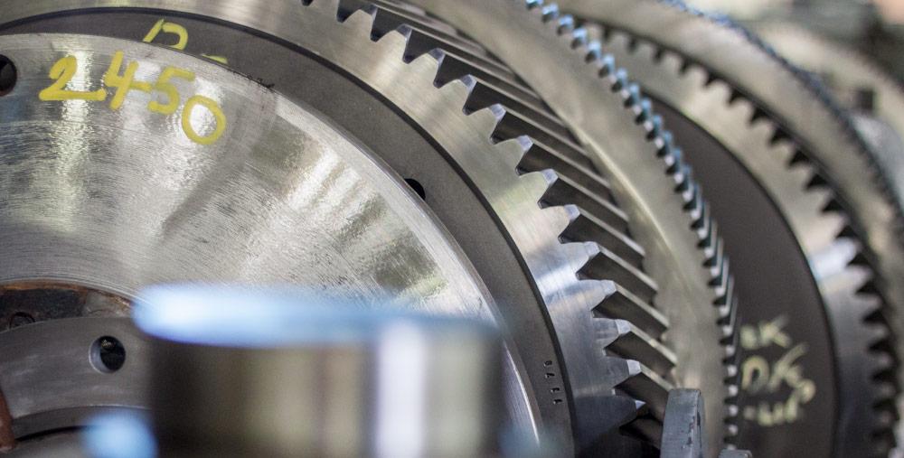 Gearbox Refurbishment & Remanufacture