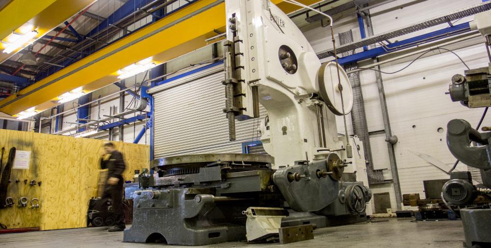 Large Component Production