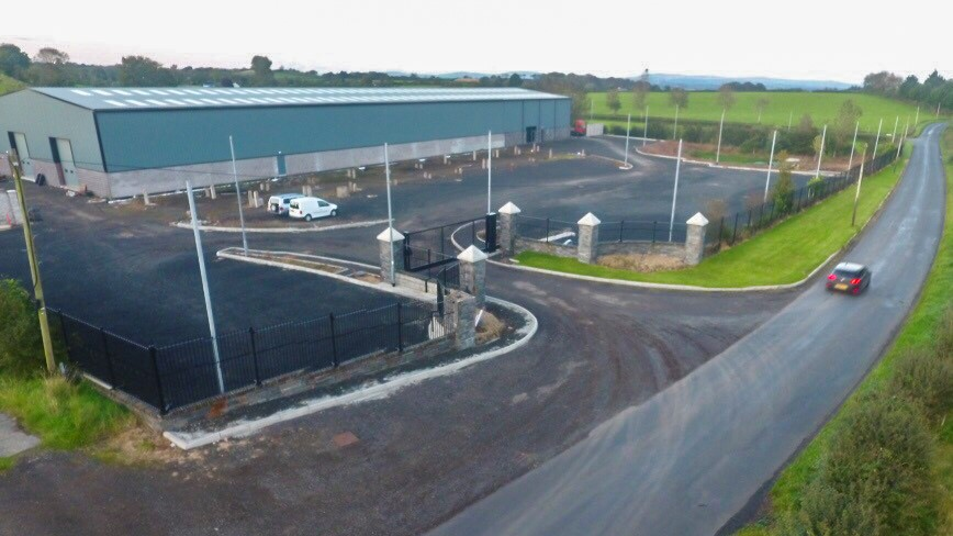 Blaney Group factory expansion