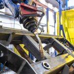 Blaney Group robotic welder