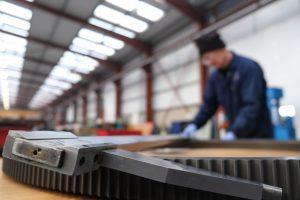 Blaney Gears - gear manufacture